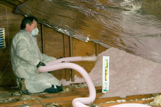 Attic Insulation In Akron Cleveland Canton Oh