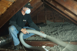 Cellulose Insulation Installation In Greater Cleveland