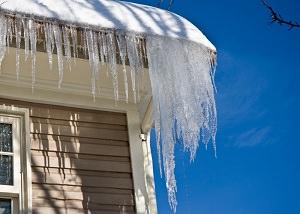 Ice Damming In Cleveland Akron Canton Ohio Attic