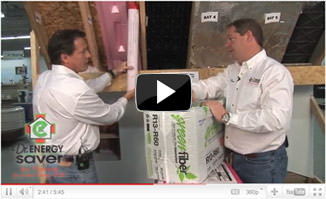 insulating an attic in Lakewood video